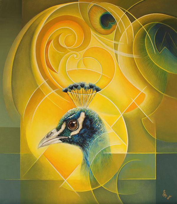 Божествената птица