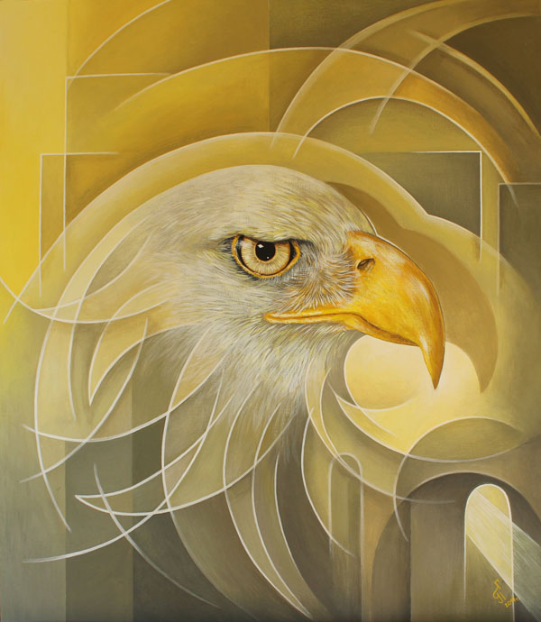 Мъдрост - орелът