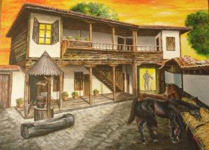 Къщата на хаджи Димитър - старият хан