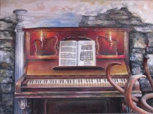 Старото пиано