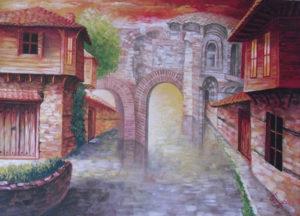 Несебър - старият град